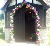 Garland for the Lytchgate